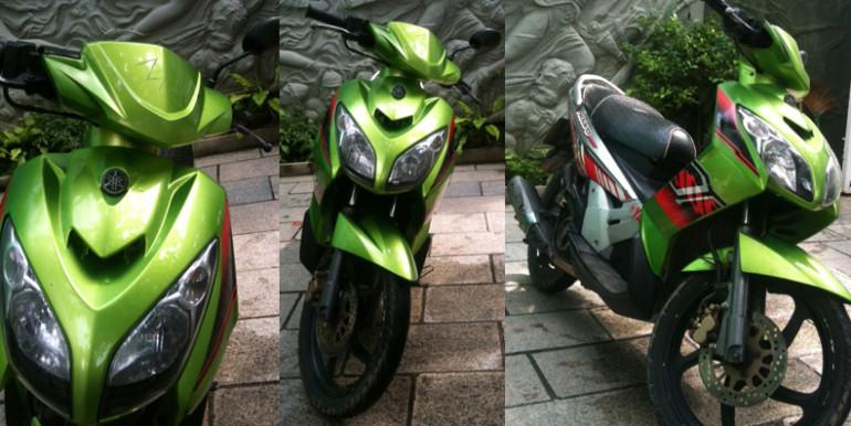 Yamaha Nouvo green