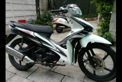MOTOR BIKE: Honda Wave 110 RSX