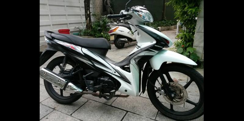 MOTOR BIKE: Honda Wave 110 RSX