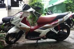MOTOR BIKE: Yamaha Nouvo LX